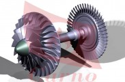 Carno 3400 Turbocharger