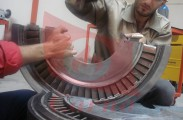 Steam Turbine Diaphragm
